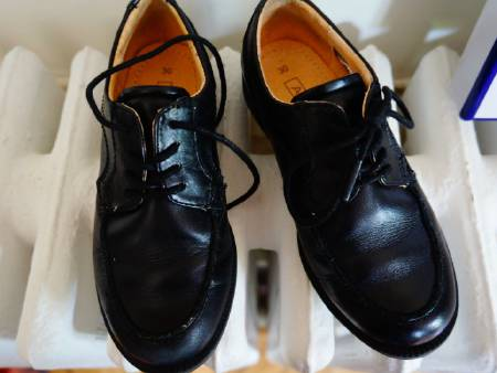 chaussure enfant cuir marque ANDRE taille 30