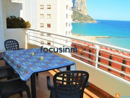 Appartement 1 chambres vue mer - Calpe