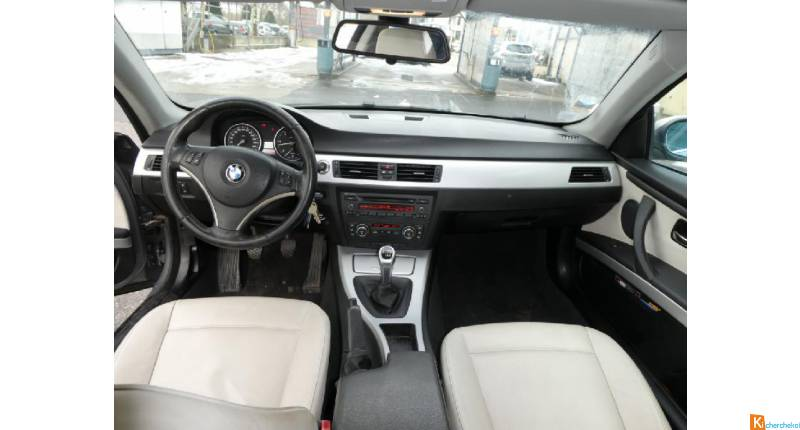 Bmw Serie 3 Coupe 330xd 231ch Luxe