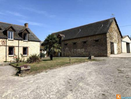 Haras sur 32 hectares - Thourie