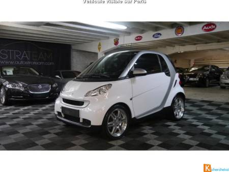 SMART FORTWO COUPE 1.0 98ch Brabus