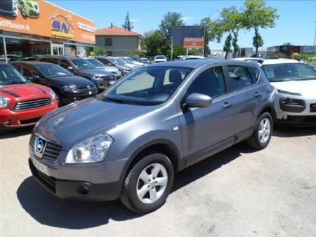 Nissan Qashqai 2.0 140 BVA 4WD ALL MODE ACENT