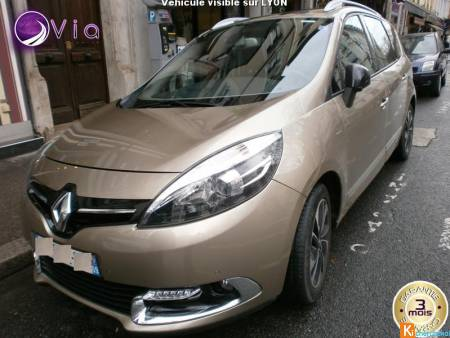 Renault GRAND SCENIC Grand Scénic Dci 130 Energy Fap Eco2 Bose Edition 7 Pl