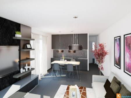 Programme Neuf Porticcio Appartement T2 Residence du Fort