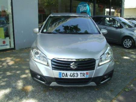 Suzuki SX4 S-Cross 1.6 vvt pack allgrip