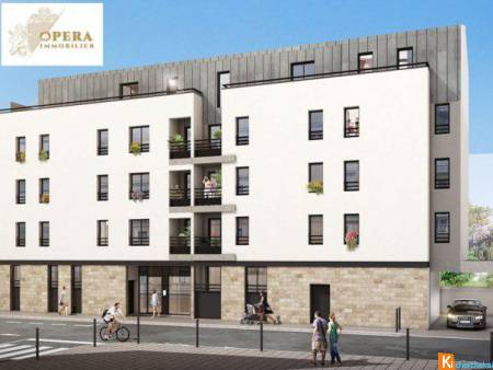 Vente appartement T2 Angers