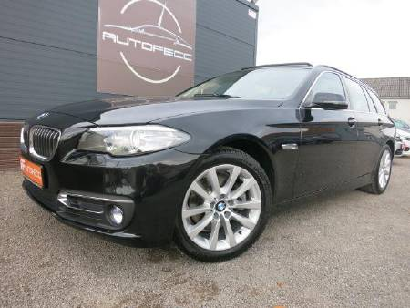 Bmw 520 (F11) TOURING 520D 184 LUXURY BVA8