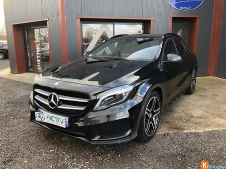 Mercedes CLASSE GLA (x156) 220 D Fascination 4matic 7g-dct