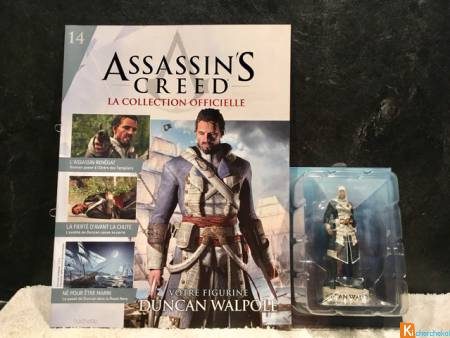 FIGURINE ASSASSIN'S CREED N°14