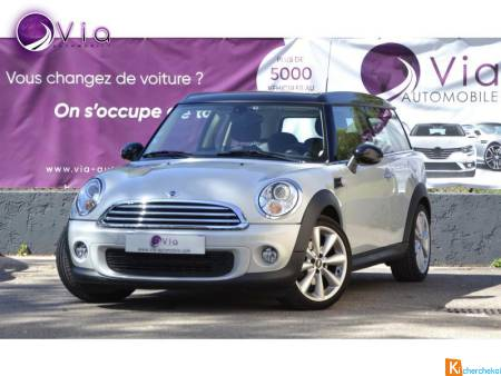 Mini CLUBMAN 1.6 D 110 Cooper Pack Red Hot Chili