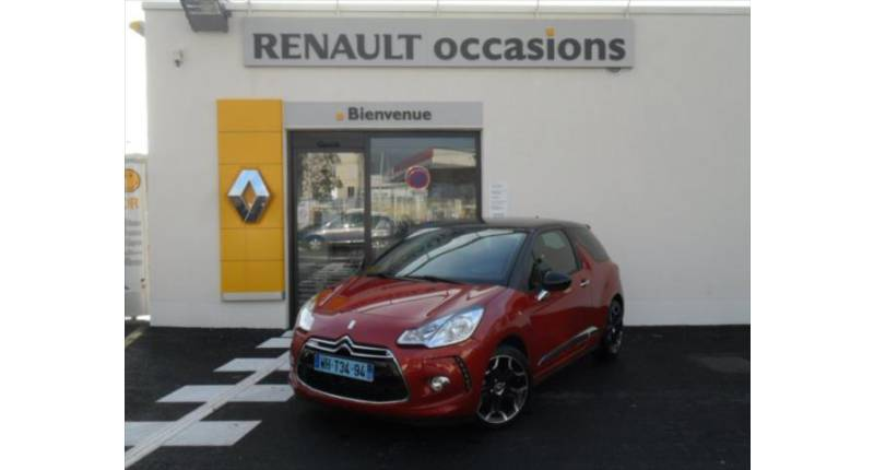 Citroen Ds3 e-HDi 115 Airdream Sport Chic