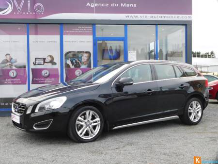 Volvo V60 T6 304 Ch Awd Xenium Geartronic A