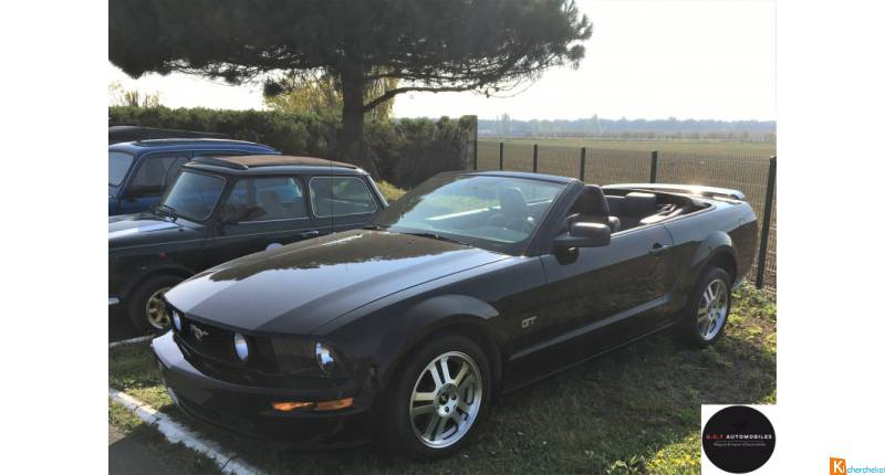 Ford Mustang Premium GT - 2006