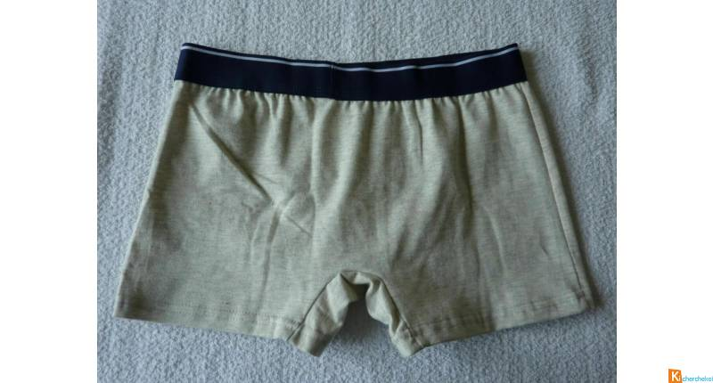 Lot 2 boxers coton taille S neuf TZZT (121)
