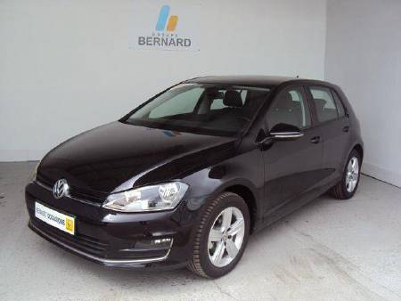 Volkswagen Golf 1.6 TDI 105 FAP BlueMotion Technology Carat 5p