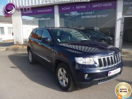 JEEP GRAND CHEROKEE Jeep 3.0 Crd 240 Limited Awd Bva