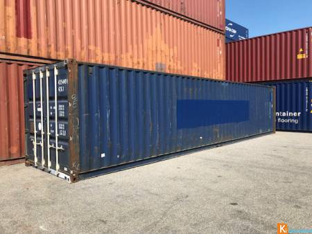 container 20/40' maritime occasion