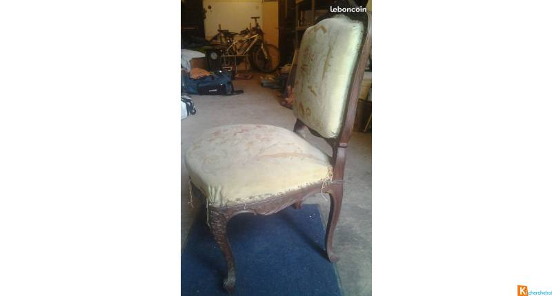 Chaise Ancienne Style Empire