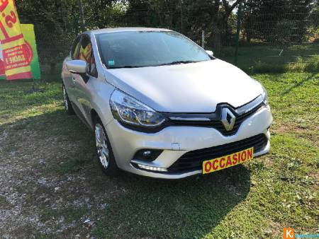 Renault CLIO IV 1.5 Dci 90ch Energy Business 82g 5p (2017a)