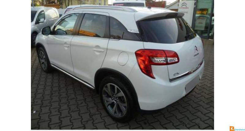 Citroen C4 AIRCROSS Hdi 115 Sets 4x4 Exclusive