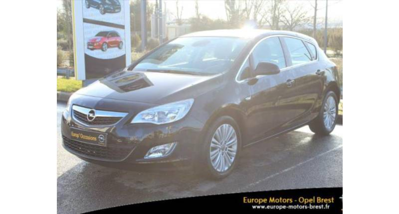 Opel Astra 1.7 CDTI110 FAP Connect Pack