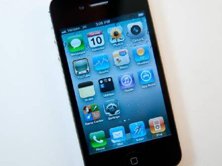 iPhone 4 8 giga noir
