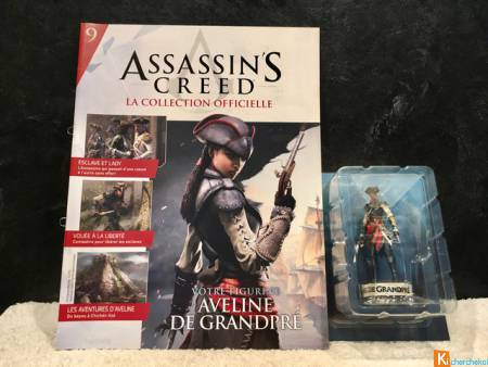 FIGURINE ASSASSIN'S CREED N°9