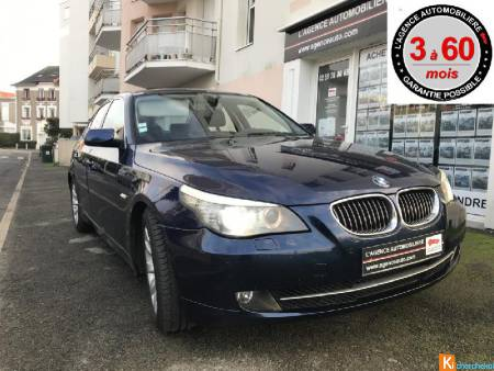 Bmw Serie 5 530d 235ch Luxe