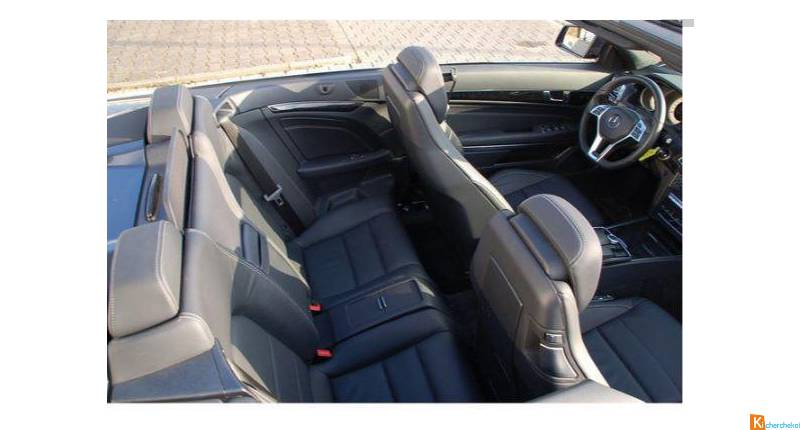Mercedes Classe E Cabriolet 350 D 258ch Amg