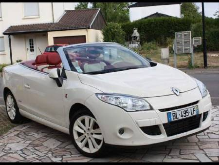 RENAULT MEGANE II 1.5 dCi100 Confort Authentique
