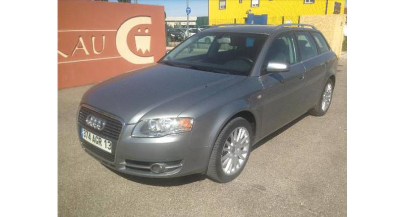 Audi A4 avant 2.0 TDI140 AMBITION LUXE
