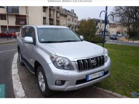 Toyota Land cruiser 3.0 190 D-4D LEGENDE