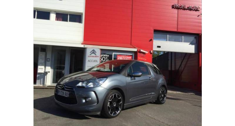 Citroen Ds3 HDI 110 SPORT CHIC