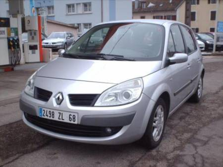 Renault Scenic ii 1.5 dCi105 eco2 Exception