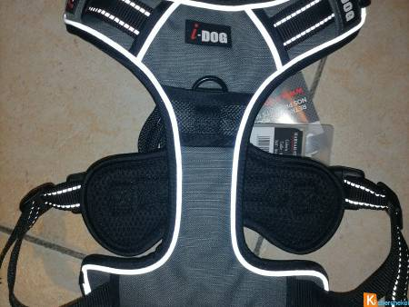 Harnais pour chien i-dog T. S neuf