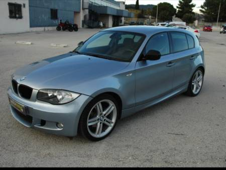 Bmw 118  143 SPORT DESIGN 5 ptes