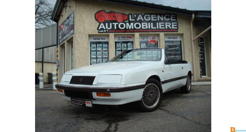 CHRYSLER LEBARON Gtc Turbo
