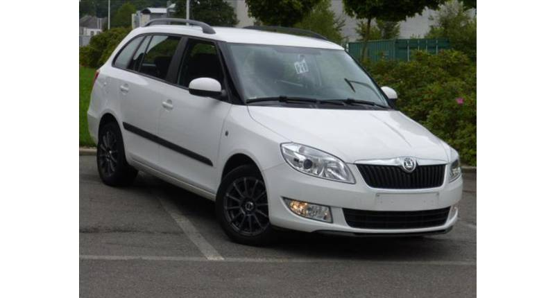 Skoda Fabia break 1.2 TDI75 FAP