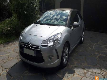 Citroen DS3 1.2 E-vti 80 Puretech So Chic Etg Bva