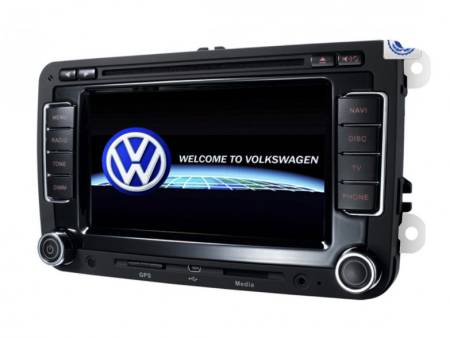 Autoradio GPS,Bluetooth,toures VW,Tiguan,Eos,Polo