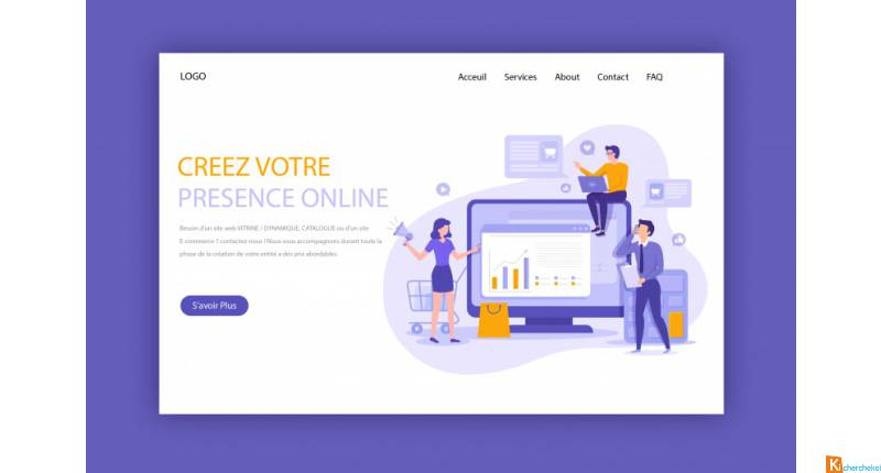 Creation site web a des prix abordable