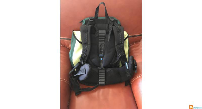 sac à dos Decathlon 55 L