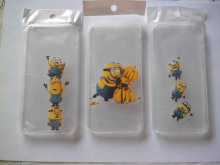 Coques Iphone Minions 4/4s 5/5s 5c 6 6+