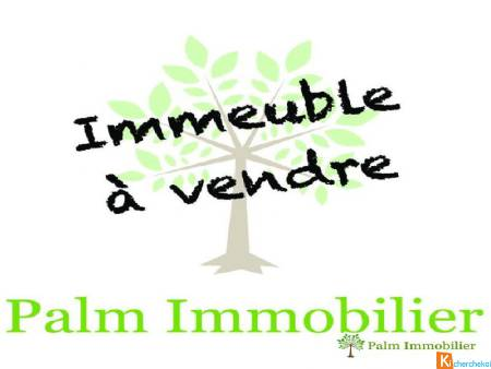 Immeuble 220m2 - Saint-Denis