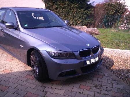 BMW 318D SPORT DISIGN PACK M