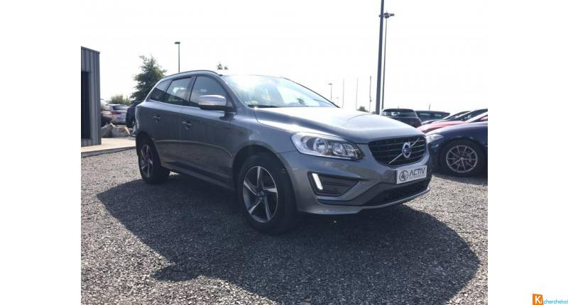 Volvo XC60 D4 190ch R-design Geartronic