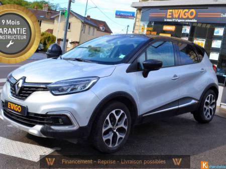 RENAULT CAPTUR - 1.2 TCE 120 CV ENERGY INTENS