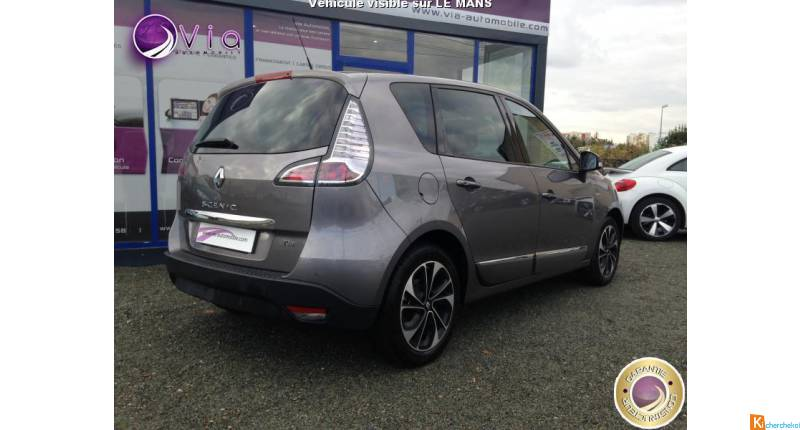 Renault SCENIC III Scenic Tce 115 Energy Bose Edition