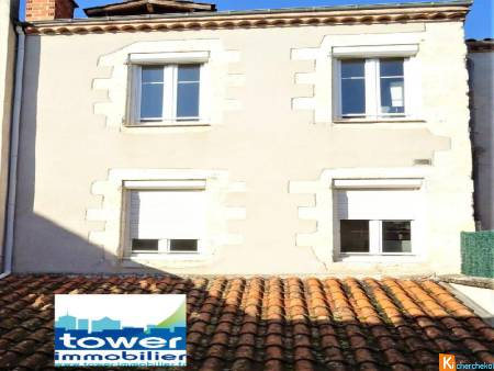 Immeuble - 5 appartements - Locale commercial - Garage - Cour