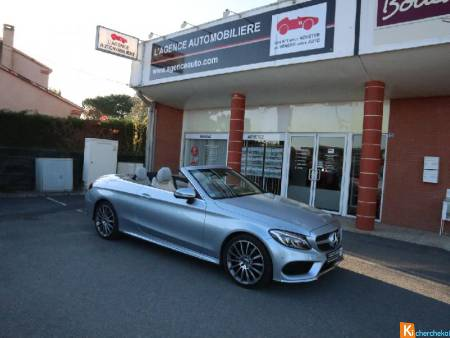Mercedes CLASSE C CABRIOLET 200 Sportline Amg + Options